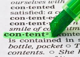 Good quality, relevant content is the most important internet tool