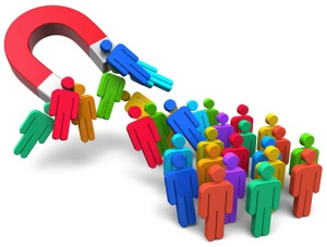 content marketing must attract and engage your target audience